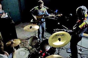 Hard rock rehearsal